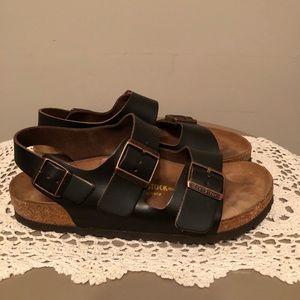 Birkenstock Milano Sandals Shoes